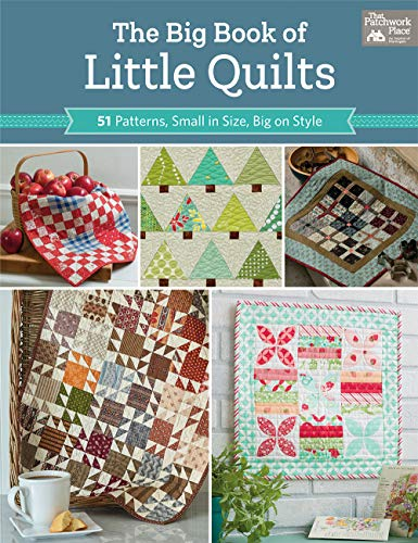 BBO LITTLE QUILTS: 51 Patterns, Small in Size, Big on Style