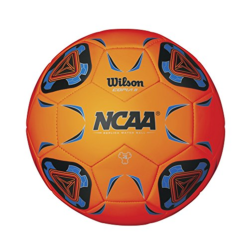 Wilson NCAA Copia II Soccer Ball (EA) Orange, Size...