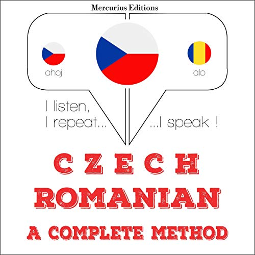 Czech - Romanian. A complete method cover art