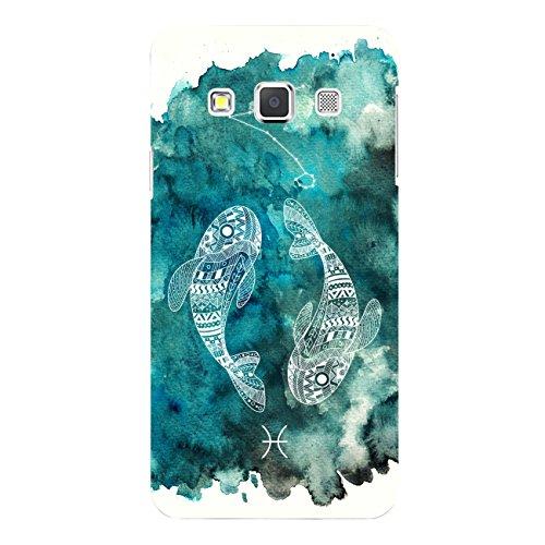 DISAGU SF-sdi-4349_1240#zub_cc5864 Design Schutzhülle für Samsung Galaxy A3 (2015) - Motiv Sternzeichen - Fische