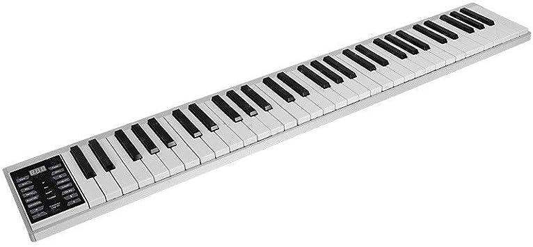 ZXL Piano Digital Portable Hand Roll Piano Practice Mobile ...