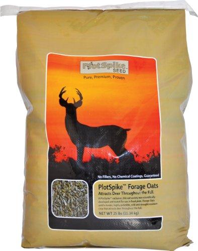 PlotSpike Forage Oat Seed, 25-Pound