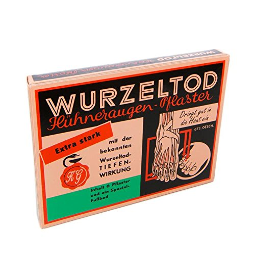 WURZELTOD KURPK 6 PFLASTER +BAD (1 ST)