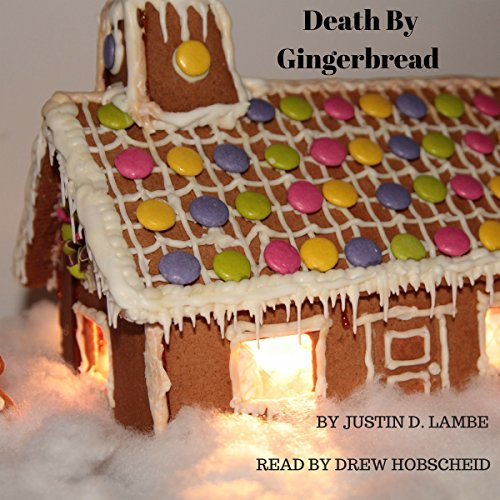Death by Gingerbread audiobook cover art