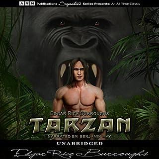 Tarzan of the Apes cover art