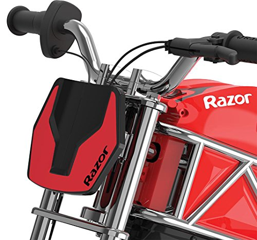 Razor RSF350 Electric Street Bike, Red/Black