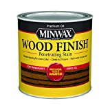 Minwax 227624444 Wood Finish Penetrating Interior Wood Stain, 1/2 pint, Honey