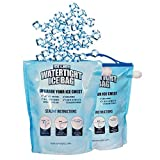 Reusable Ice Packs for Coolers – 2 Cooler Ice Packs -- Long Lasting, Leakproof, Watertight Ice Bag for Coolers, and Camping Ice Chests. XL Cooler Freezer Packs Keep Food/Drinks Cold