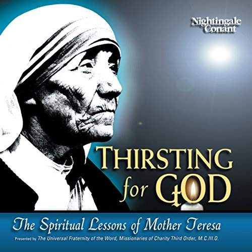 Thirsting for God audiobook cover art