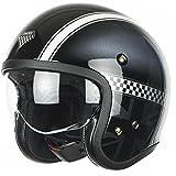 SHOEI Motorradhelm j.o. Hawker TC5 offenes Gesicht