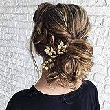 Broches para el pelo de boda Simly, accesorio para novia y dama de honor FS-214