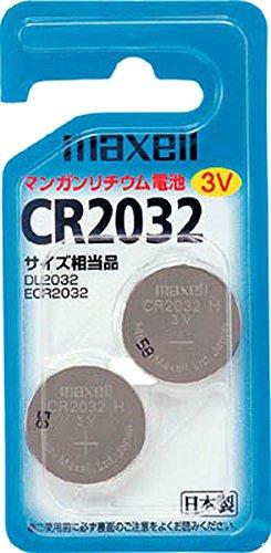 maxell CR2032 2BS