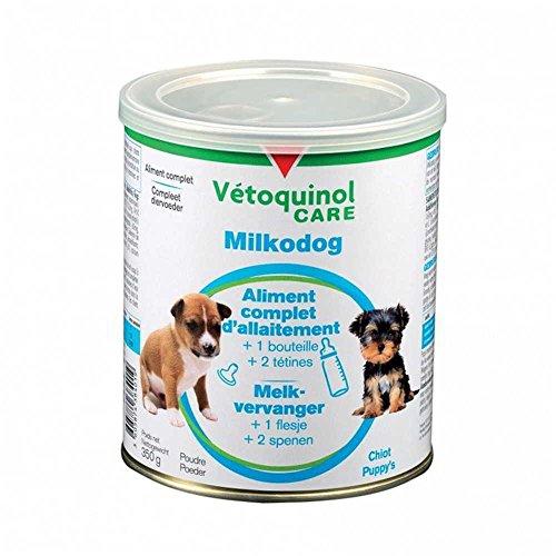 Vetoquinol Milkodog Poudre pour Chien Boîte de 350 g