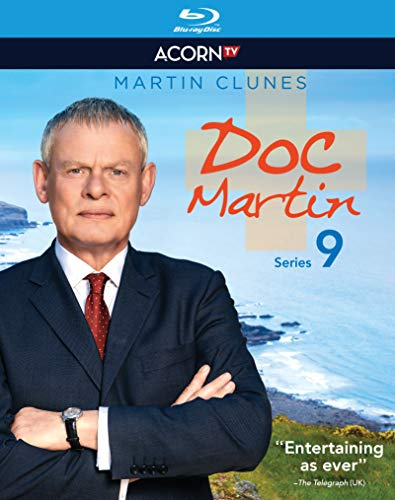 Doc Martin: Series 9 [Blu-Ray]