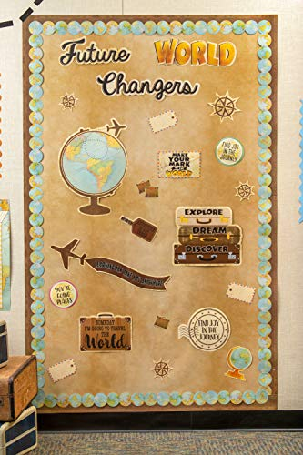 Teacher Created Resources Parchment Better Than Paper Bulletin Board Roll (TCR77033) Photo #3