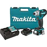 Product Image of the Makita DT04R1 12V Max CXT Lithium-Ion Brushless Cordless Impact Driver Kit (2.0Ah),