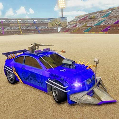 Derby Car Crash Stunts Destruction: Ultimate Derby Car Games 2020