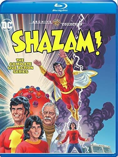 Shazam!: The Complete Live-Action Series [Blu-ray]