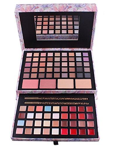 BrilliantDay 85 color paleta de sombra de ojos Blush Corrector Kit...
