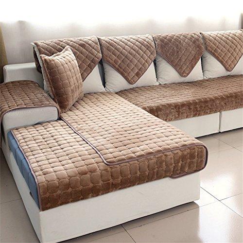 MEHE@ Romantik stilvoll Persönlichkeit kreativ Zeitgenössisch Hochwertig rutschfest Sofakissen Kissen Tuch Schonbezug Sofa Handtuch Sofa-Überwürfe (größe : 70 * 180cm)