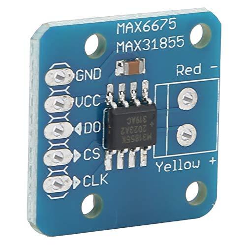 Tgoon Thermocouple Module, with PCB -200℃ -+1350℃ -200℃ - 1350℃ Temperature Sensor Thermocouple