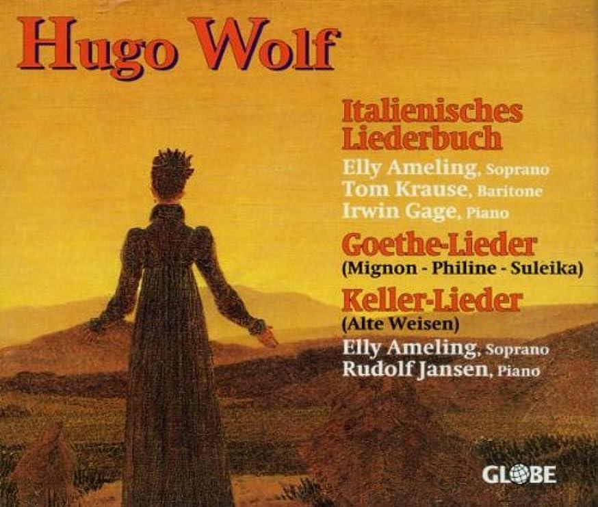 Hugo Wolf: Italian Liederbuch Complete