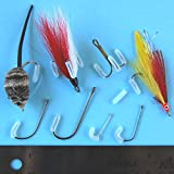 Mercurydean Fish Hook Barb Protector Guard Cap Lure Protection Safety Cover Fishing 100
