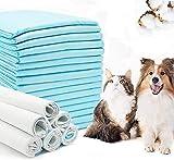 BPS Empapadores de Entrenamiento para Perros Gatos Perfumes con Feromonas para Atraer los Cachorros y Simplificar el Entrenamiento (40pcs 56 * 56 cm) BPS-2193*1