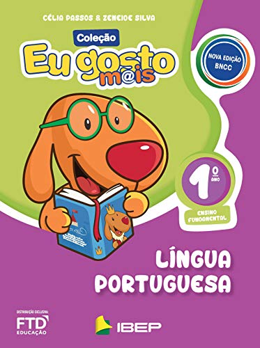 Eu Gosto Mais - Língua Portuguesa - 1º ano