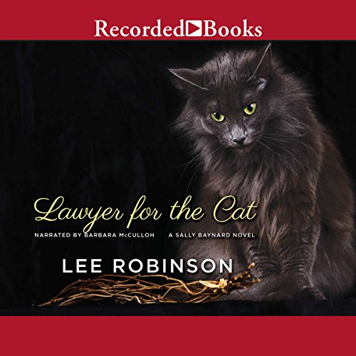 Lawyer for the Cat audiobook cover art