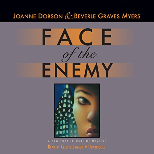 Face of the Enemy audiobook cover art