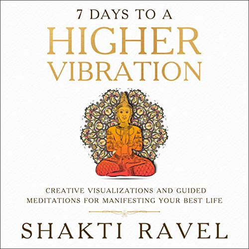 7 Days to a Higher Vibration  By  cover art