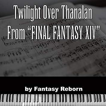 Twilight Over Thanalan (Final Fantasy XIV)