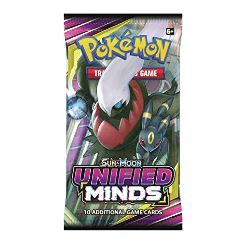Pokemon Sun & Moon Unified Minds Booster Pack
