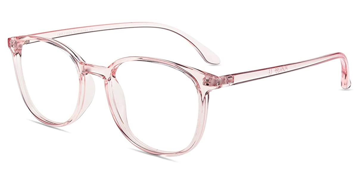 Firmoo Anti Blue Light Computer Reading Glasses, Classic Square Blue Ray Blocking Eyewear for Women/Men