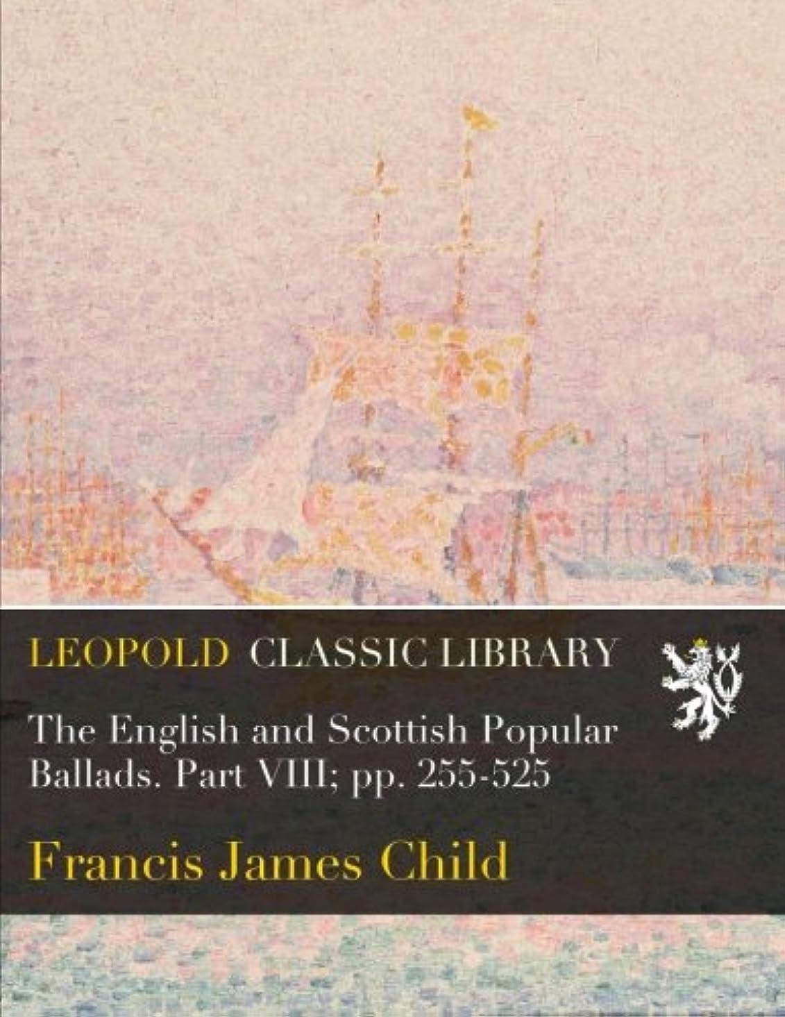 破壊的な道に迷いましたスカープThe English and Scottish Popular Ballads. Part VIII; pp. 255-525