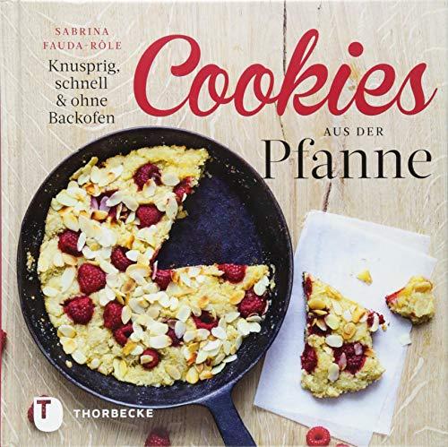 Cookies aus der Pfanne: Knusprig, schnell & ohne Backofen