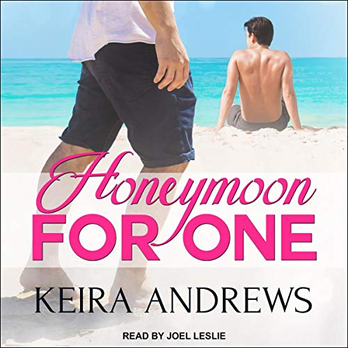 Honeymoon for One audiobook cover art