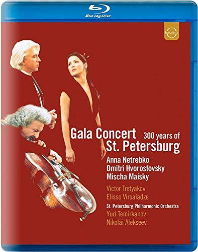 Gala Concert mit Anna Netrebko - St. Petersburg [Blu-ray]