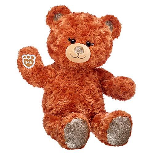 Build A Bear Workshop Online Exclusive Pumpkin Spice Bear