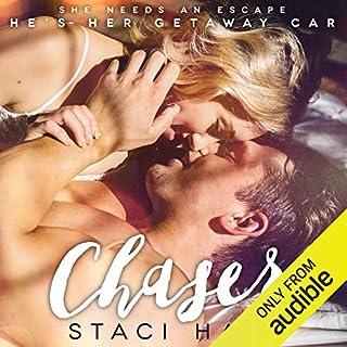 Chaser audiobook cover art