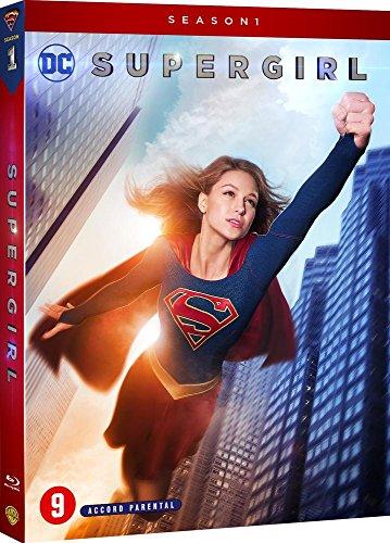 Supergirl - Saison 1 - Blu-ray - DC COMICS