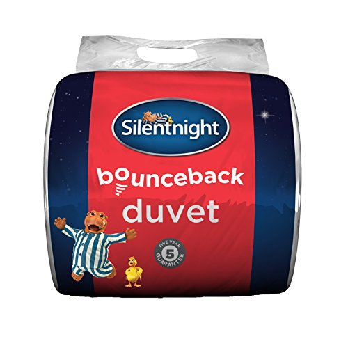 Silentnight Bounceback 10.5 Tog Duvet, Double