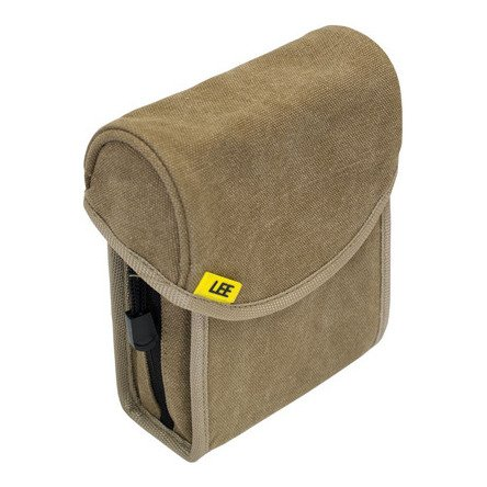 Lee Filters Field Pouch for SW150 150x170mm Filters, Sand