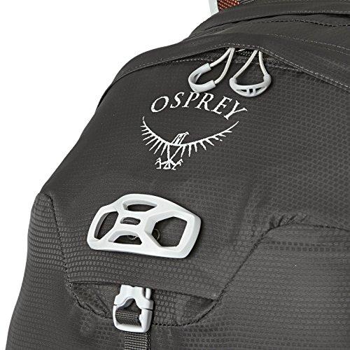 Osprey Packs Talon 22 Men's Hiking Backpack, Medium/Large, Black