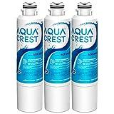 AQUACREST DA29-00020B Replacement Refrigerator Water Filter, Compatible with Samsung DA29-00020B, DA29-00020A, HAF-CIN/EXP, 46-9101