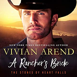 A Rancher's Bride                   Written by:                                                                                                                                 Vivian Arend                               Narrated by:                                                                                                                                 Tatiana Sokolov                      Length: 7 hrs and 20 mins     Not rated yet     Overall 0.0