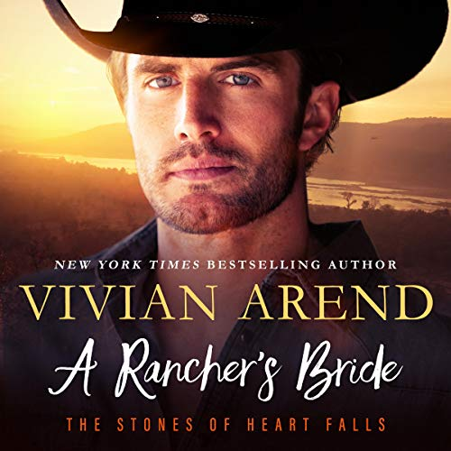 A Rancher's Bride audiobook cover art