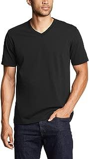 Eddie Bauer Men's Legend Wash Pro Short-Sleeve V-Neck T-Shirt