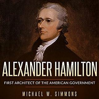 Alexander Hamilton cover art